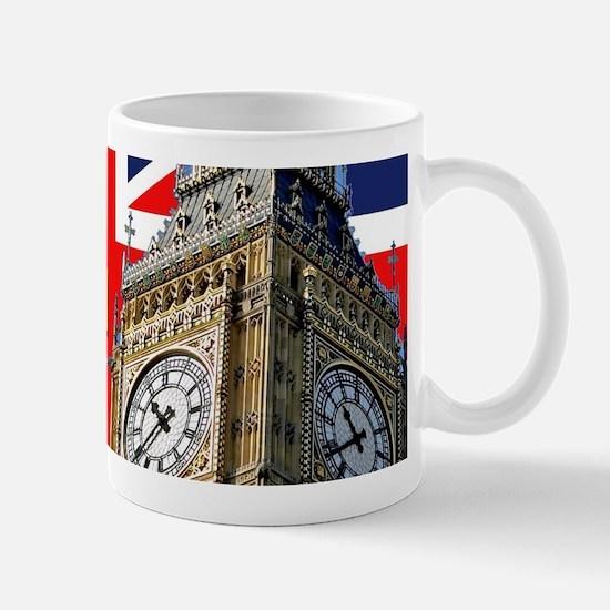 Magnificent! Big Ben London Mugs