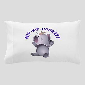 Hip Hip Hooray! Pillow Case