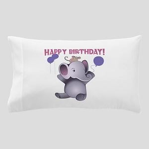 Happy Birthday! Pillow Case