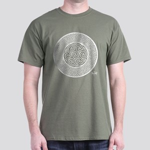 Pictish Key Whole Dark T-Shirt