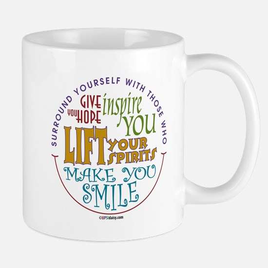 Surround Yourself Mug
