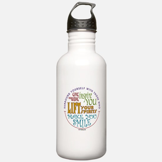 Surround Yourself Water Bottle