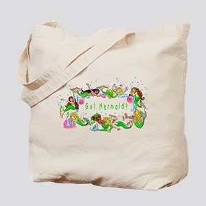Got mermaid? Tote Bag