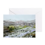 Wales Winter #1 Greeting Cards (Pack of 6)