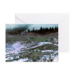 Wales Winter #3 Greeting Cards (Pack of 6)