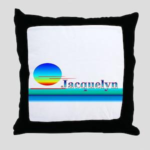 Jacquelyn Throw Pillow