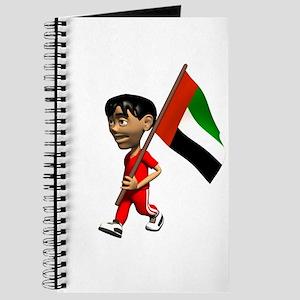 UAE Boy Journal