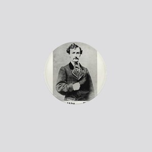John Wilkes Booth Mini Button