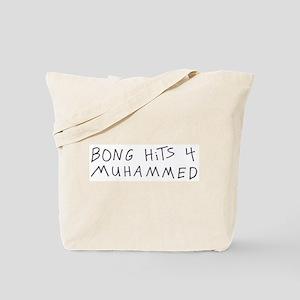BONG HiTS 4 MUHAMMED Tote Bag