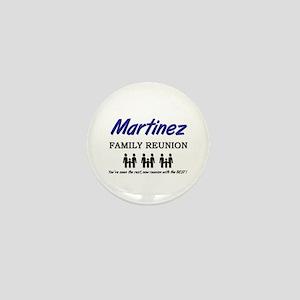 Martinez Family Reunion Mini Button