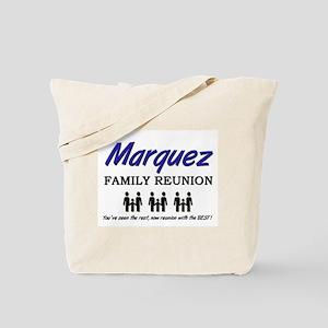 Marquez Family Reunion Tote Bag