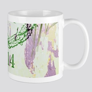 bee lavender french country Mugs