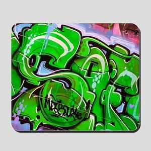 Back Street Mousepad