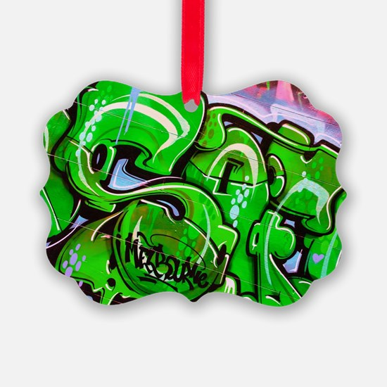 Back Street Ornament