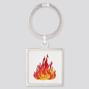 FIRE FLAMES Keychains