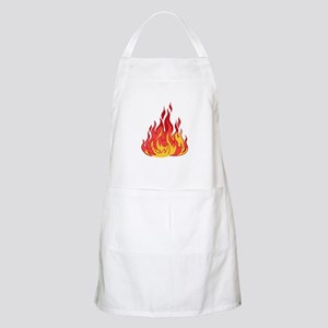 FIRE FLAMES Apron