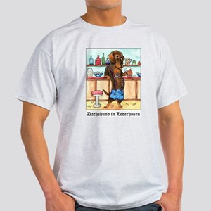 Wirehair Weiner Lederhosen Light T-Shirt