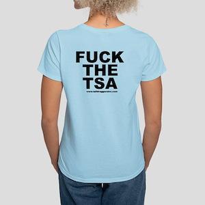 """""""Fuck the TSA"""" Women's Light T"""