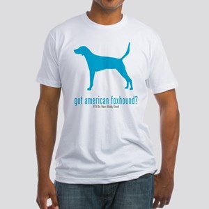 American Foxhound Fitted T-Shirt
