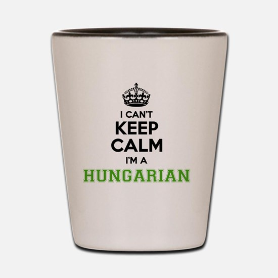 Cool Hungary Shot Glass