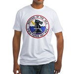 USS FURSE Fitted T-Shirt