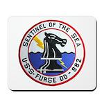 USS FURSE Mousepad