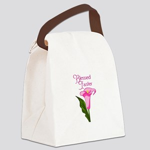 BLESSED EASTER Canvas Lunch Bag