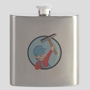 Handyman Flask
