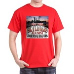 Dark NYC Scene T-Shirt
