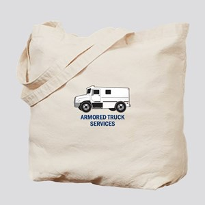 Armored Truck Company Tote Bag