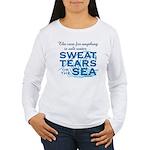 The Cure - Women's Long Sleeve T-Shirt