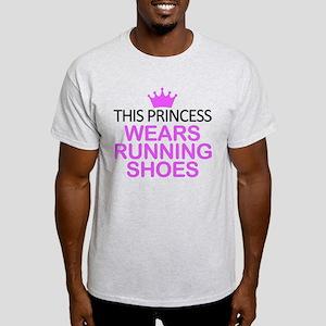 Running Shoes Princess Light T-Shirt