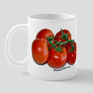 Vine Tomatoes Mug