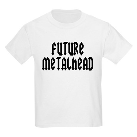 Future Metalhead Kids Light T-Shirt