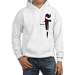 Fencing Edge Hooded Sweatshirt