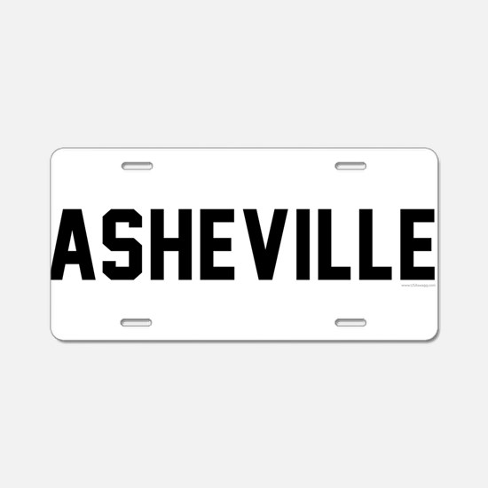 Funny North carolina tar heels Aluminum License Plate