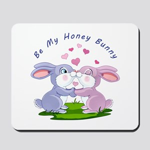 Honey Bunny- Mousepad