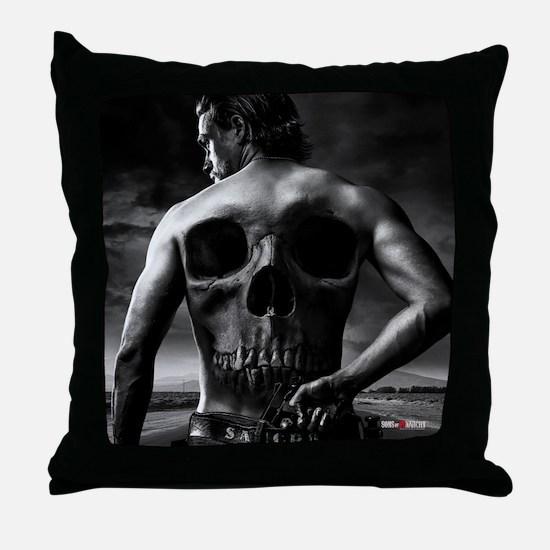 SOA Jax Throw Pillow