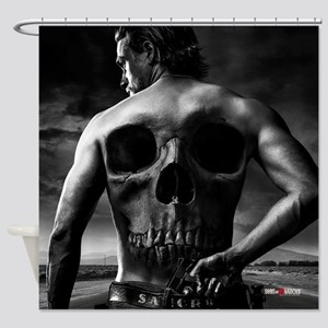 SOA Jax Shower Curtain