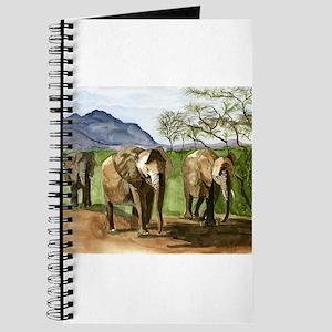 African Elephants of Kenya Journal
