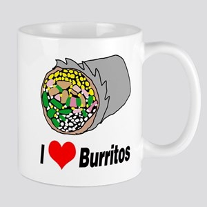 I heart burritos Mugs