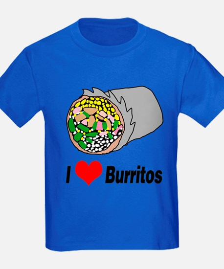 I heart burritos T-Shirt