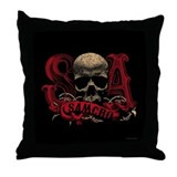 Sonsofanarchytv Cotton Pillows
