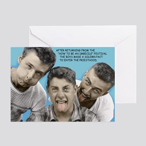 IMBECILES Greeting Cards (Pk of 10)