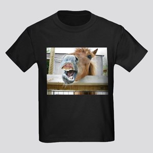 gag funny horse photo T-Shirt
