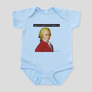 Mozart Nacht Musik Body Suit