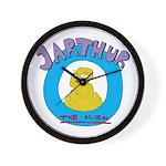 Jarthur Logo Wall Clock