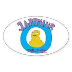 Jarthur Logo Sticker