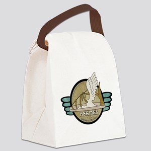 Hermes Delivery Service Canvas Lunch Bag
