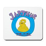 Jarthur Logo Mousepad